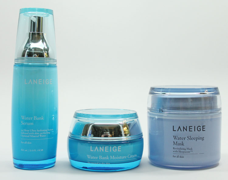 Laneige Hydration and Advanced Water Science