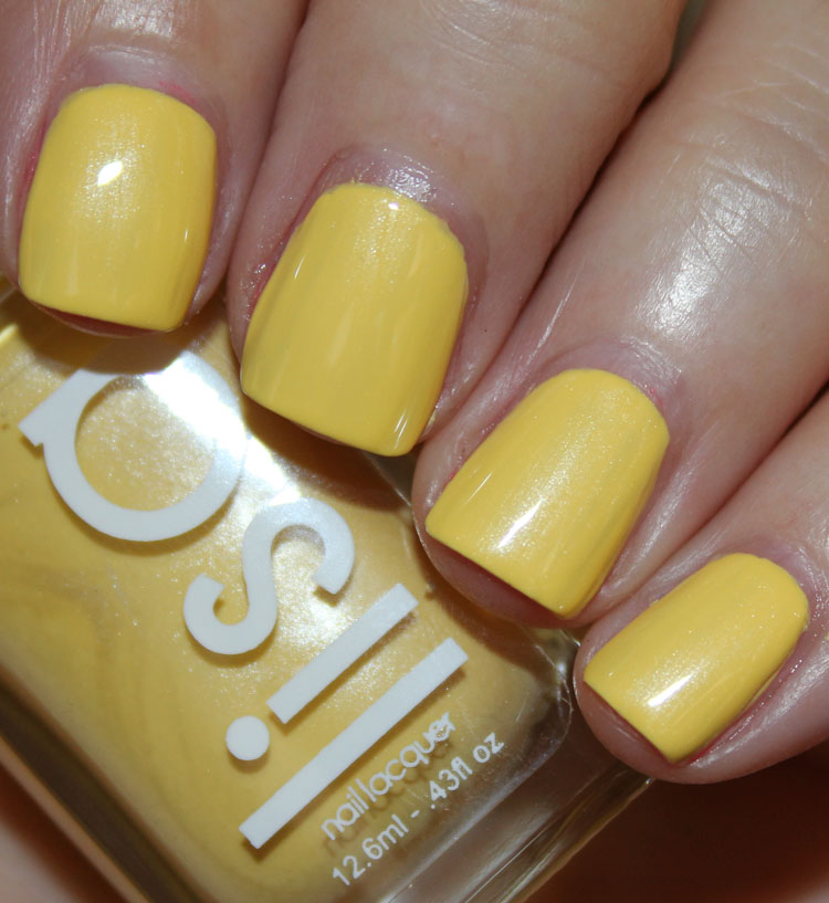 Lisa Nail Lacquer Rise and Shine