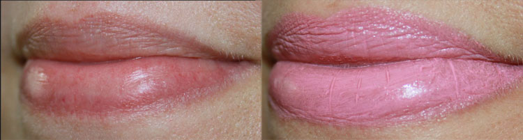 MAC A Novel Romance Lip Swatch