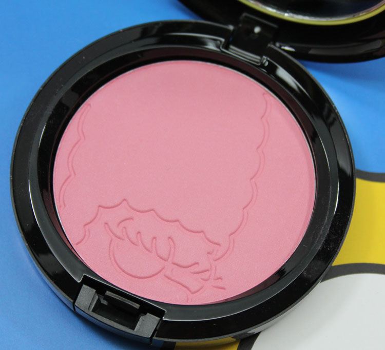MAC x The Simpsons Collection Powder Blush Pink Sprinkles