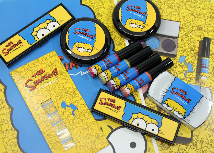 MAC x The Simpsons Collection