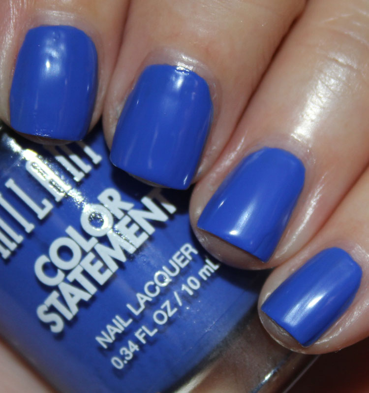 Milani Color Statement Nail Lacquer Blue Print
