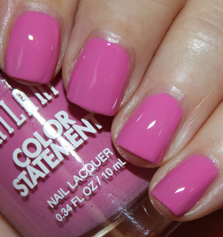 Milani Color Statement Nail Lacquer Cupcake Icing