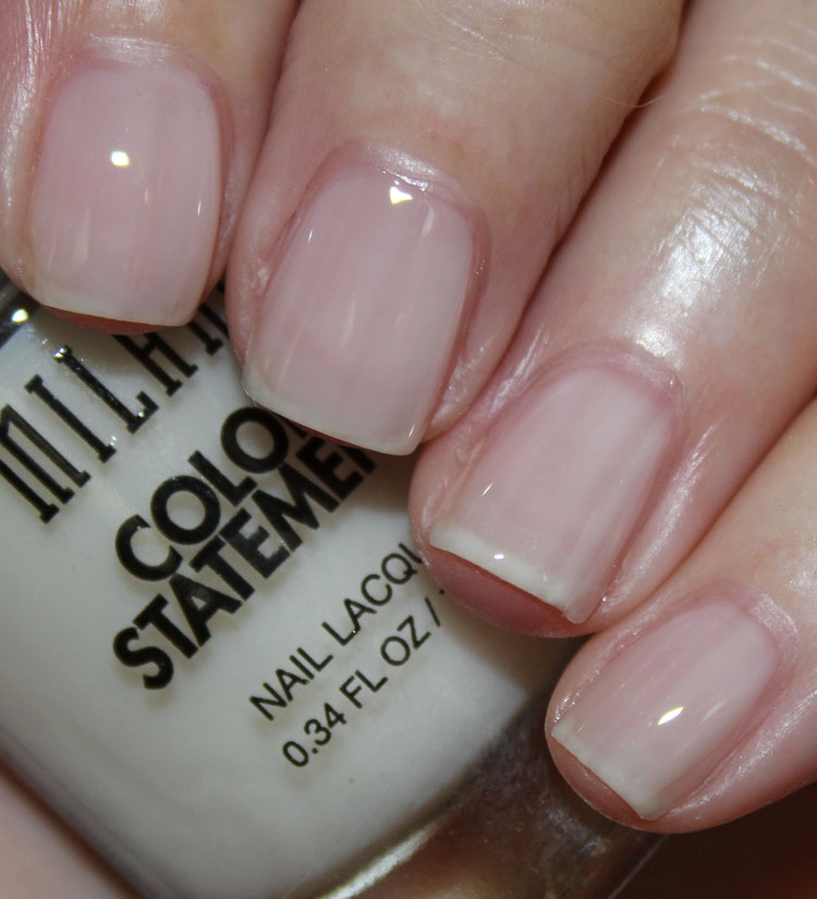 Milani Color Statement Nail Lacquer Frenchie