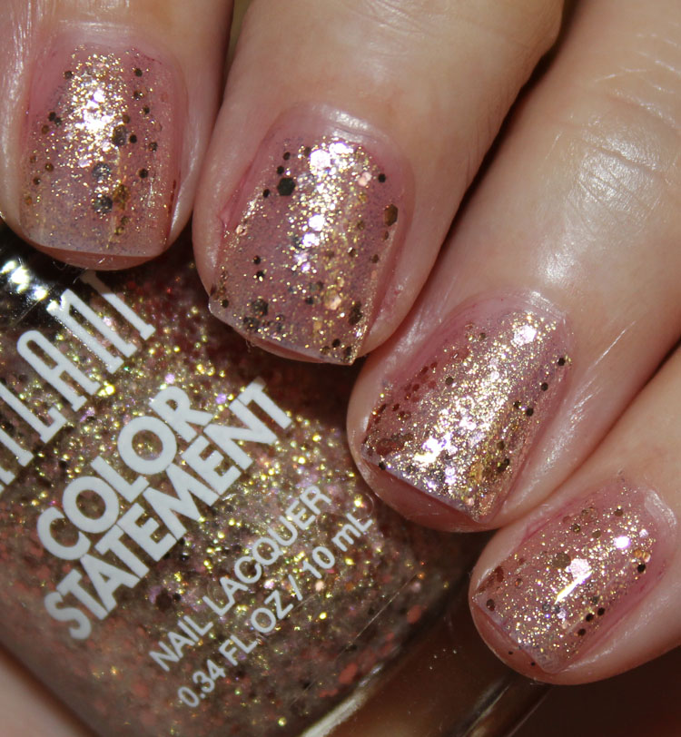 Milani Color Statement Nail Lacquer Gilded Rocks