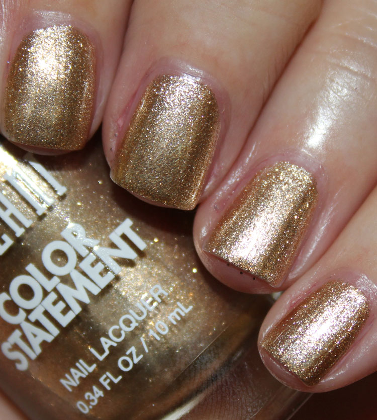 Milani Color Statement Nail Lacquer Gold Plated