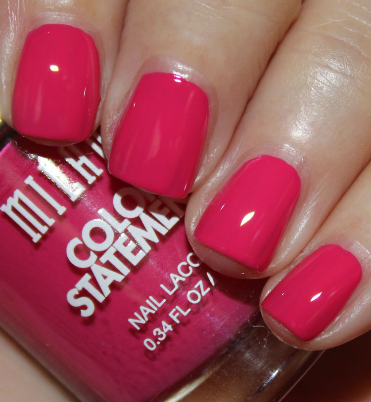Dark Pink Nail Polish Colors | www.pixshark.com - Images ...