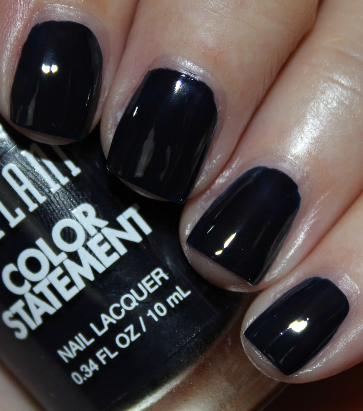 Milani Color Statement Nail Lacquer Ink Spot