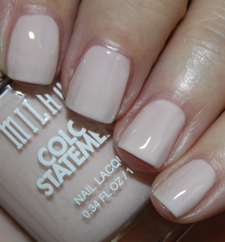 Milani Color Statement Nail Lacquer Lady-Like