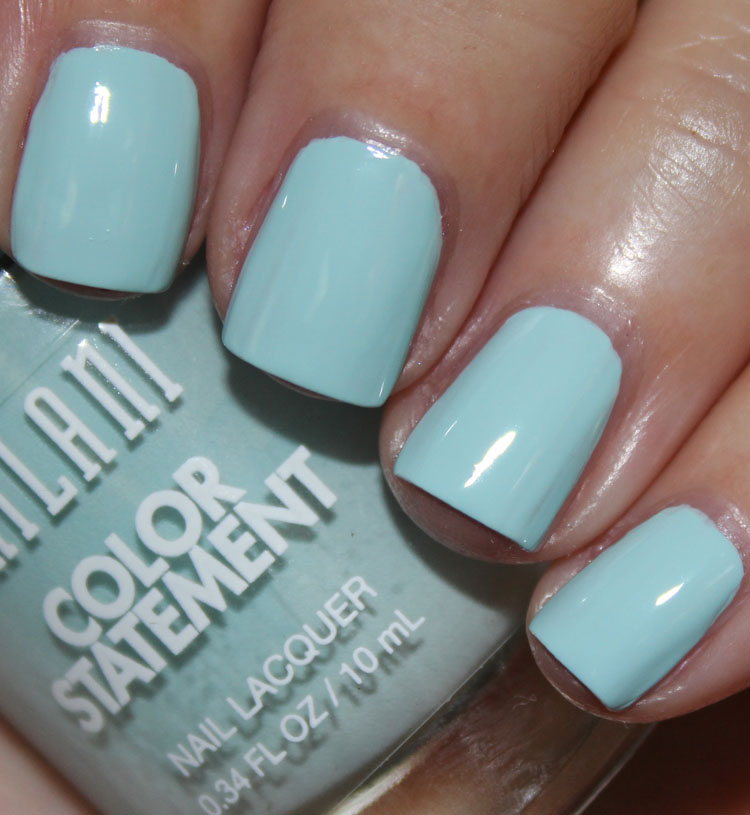 Milani Color Statement Nail Lacquer Mint Crush