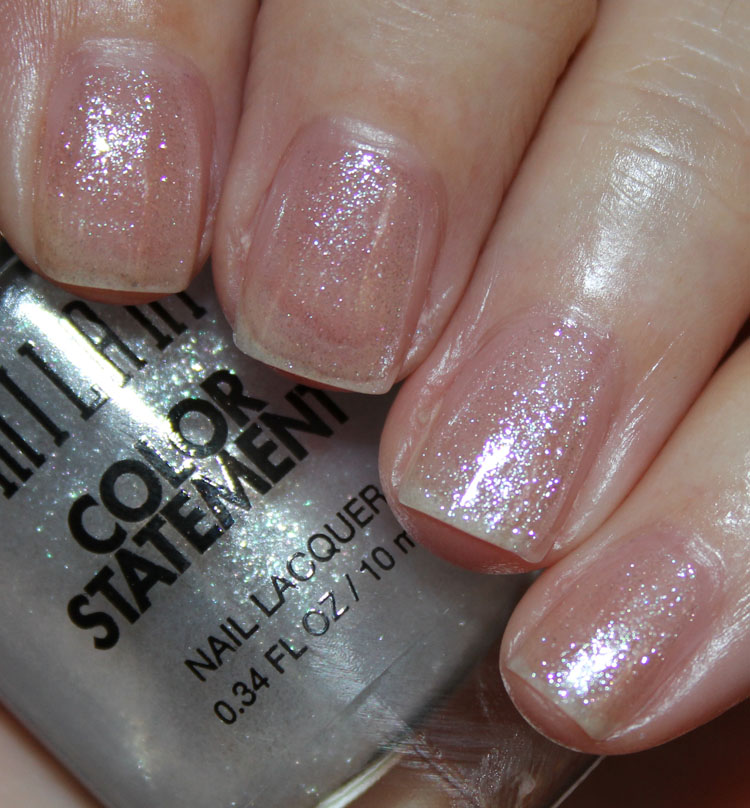 Milani Color Statement Nail Lacquer Pearl