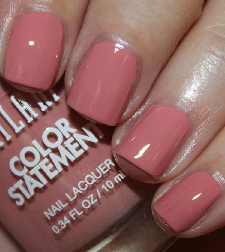Milani Color Statement Nail Lacquer Pink Beige