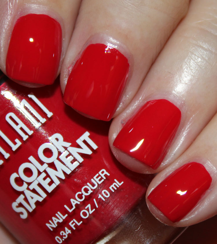 Milani Color Statement Nail Lacquer Red Label