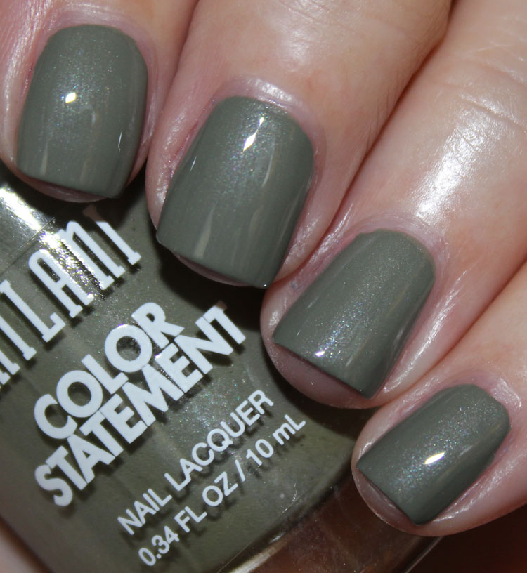 Milani Color Statement Nail Lacquer Silhouette