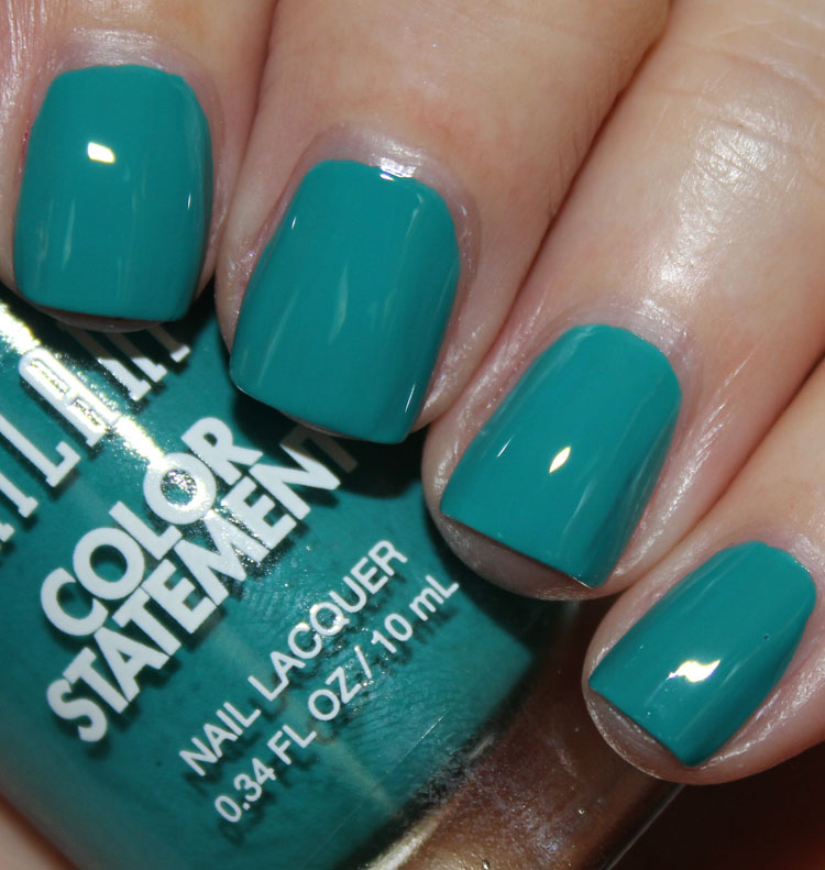 Milani Color Statement Nail Lacquer Tattle Teal