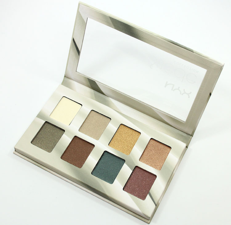 NYX The Suede Shadow Palette-2