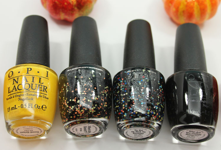 OPI Peanuts Collection-2