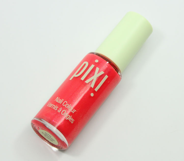 Pixi Nail Colour Caliente Coral