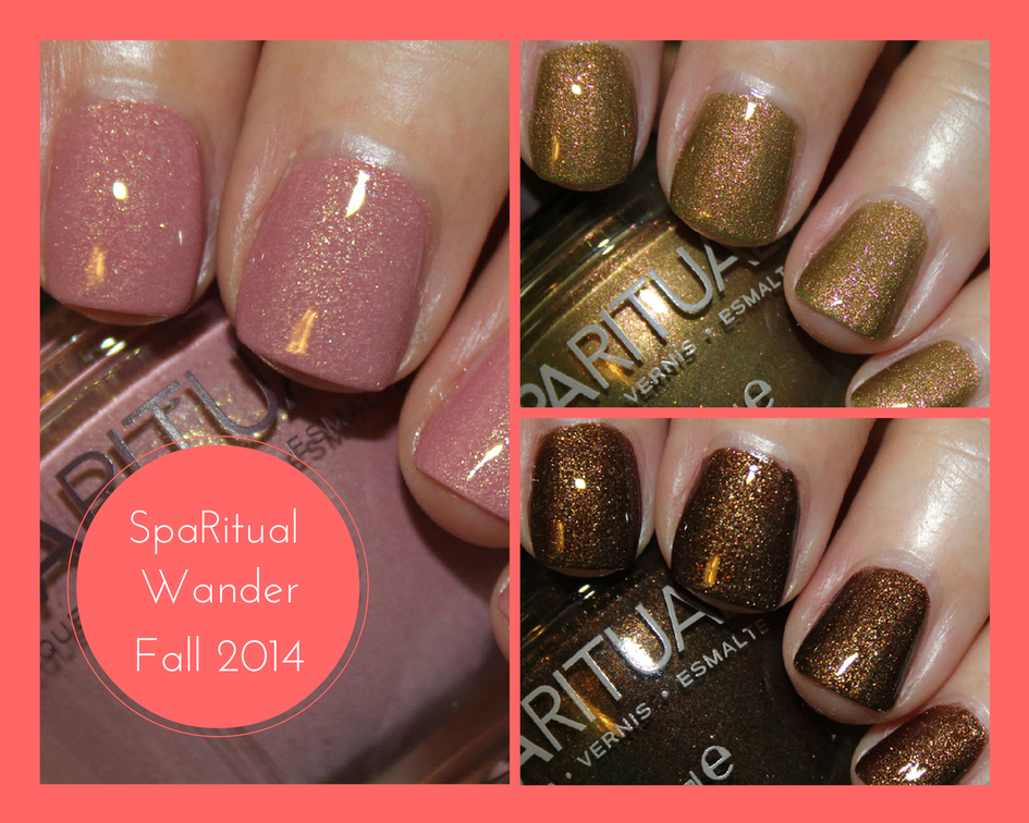 SpaRitual Wander Collection for Fall 2014   Vampy Varnish