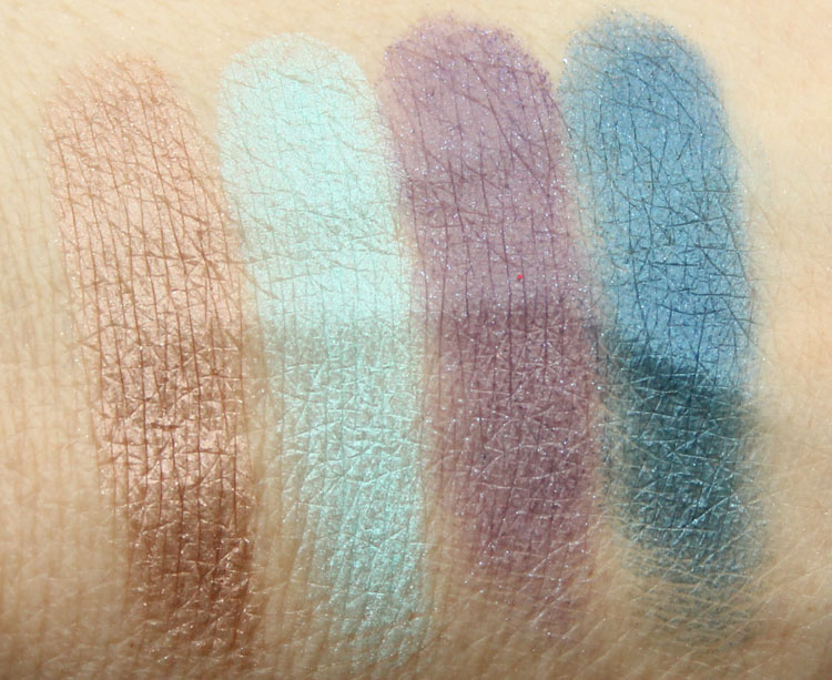 Stila Eyes Are The Window Shadow Palette Body Swatches-2