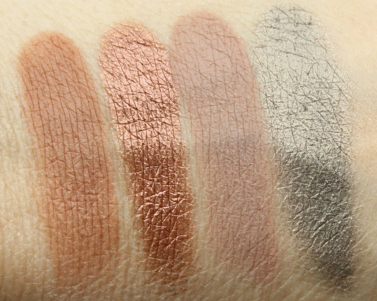 Stila Eyes Are The Window Shadow Palette Soul Swatches-2