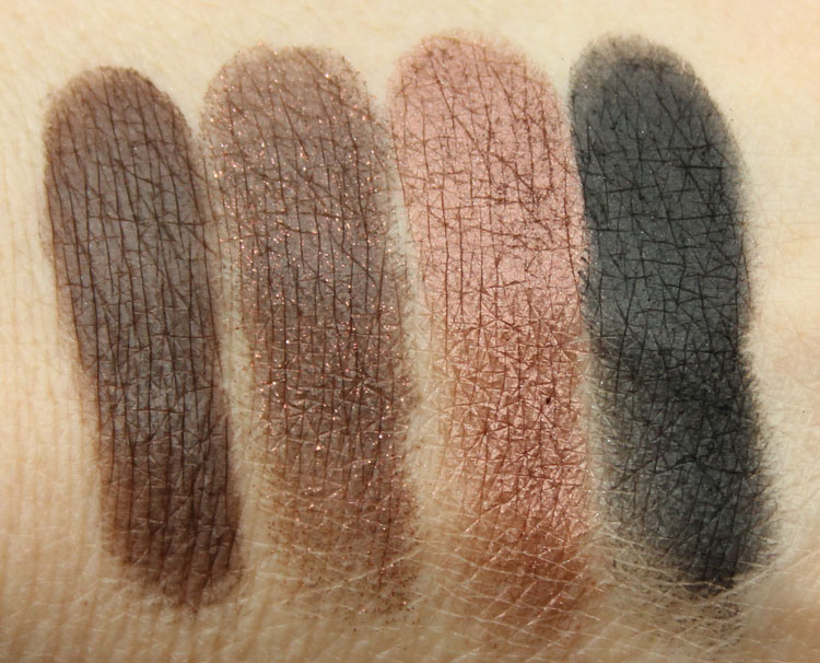 Stila Eyes Are The Window Shadow Palette Soul Swatches-3