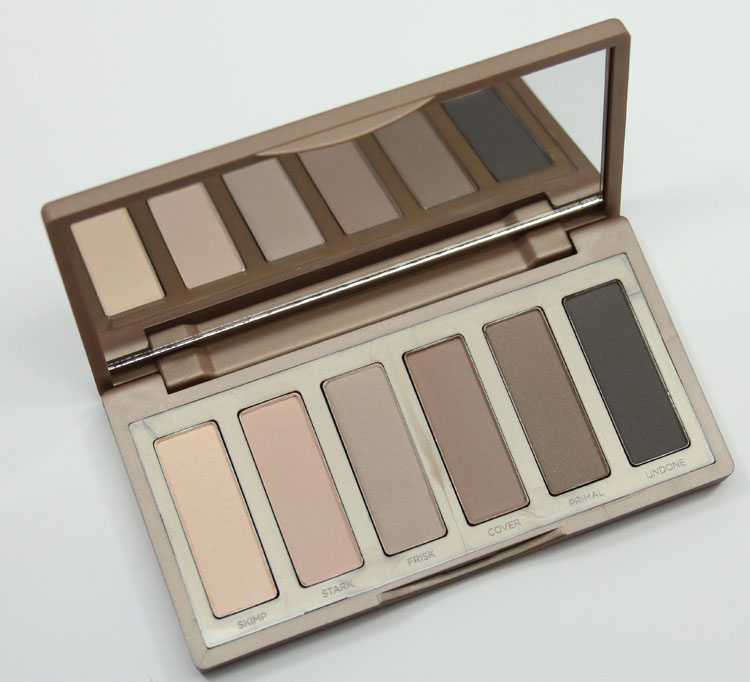 Urban Decay Naked2 Basics-2