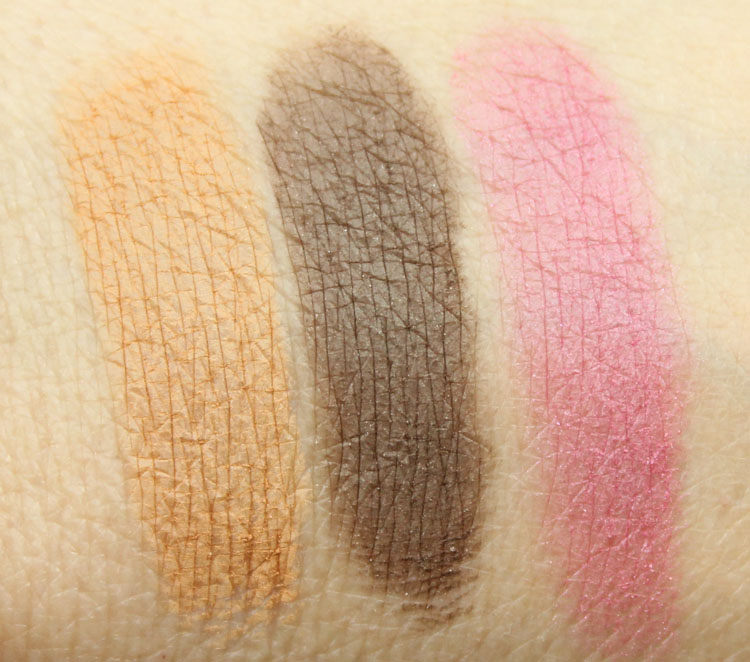 Wet n Wild Color Icon Eye Shadow Trio Standing My Camp-ground!
