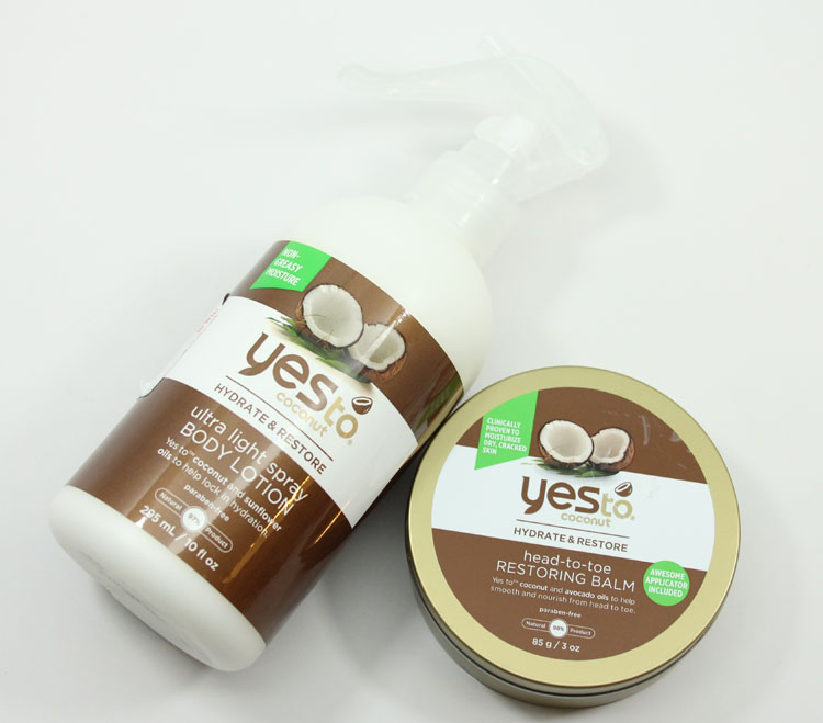 Lip Balm Coconut by yes to #18