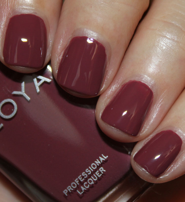 Zoya Naturel Deux (2) Swatches and Review | Vampy Varnish