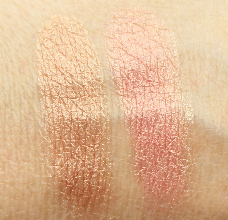 Becca Beach Tint Shimmer Souffle Swatches