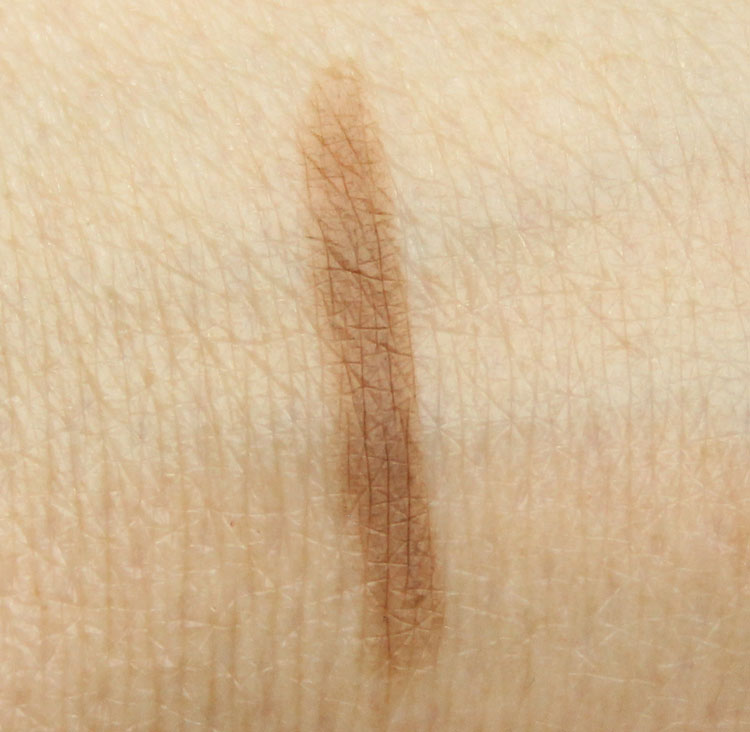 Lise Watier Double Definition Automatic Brow Liner in Blond Swatch