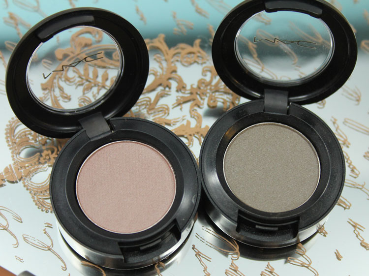 MAC Artificial Earth, Stony Eye Shadow