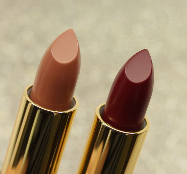 Milani Lipstick Enchanted Topaz, Enchanted Ruby