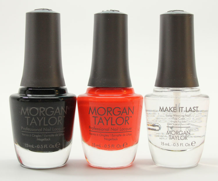 Morgan Taylor Halloween Collection 2014-2
