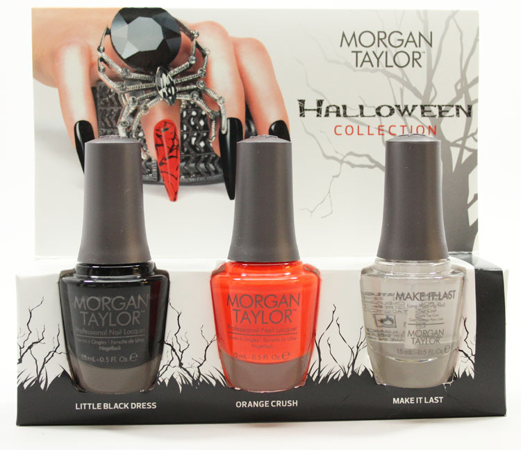 Morgan Taylor Halloween Collection 2014