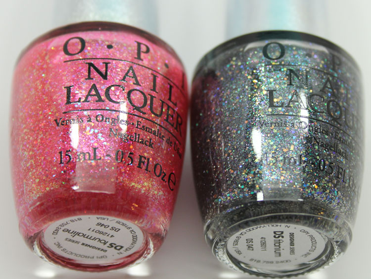 OPI Designer Series for Fall 2014-2