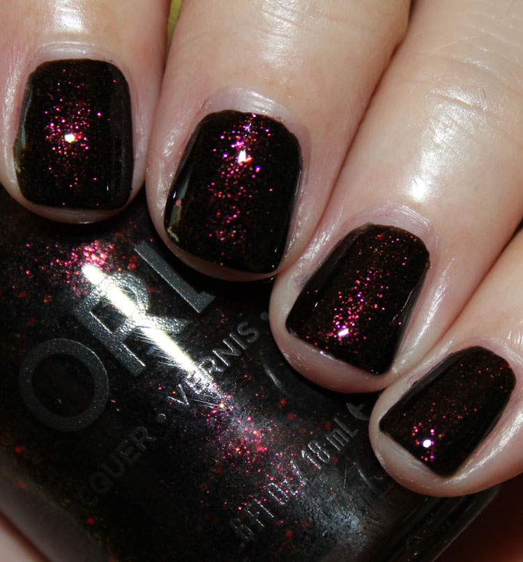 Orly Darkest Shadow