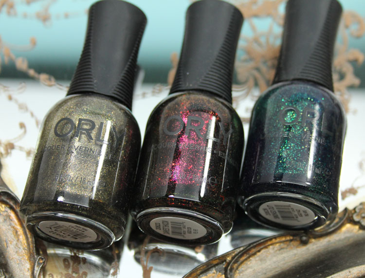 Orly Smoky Collection for Fall 2014