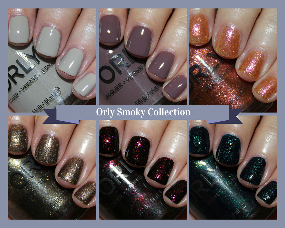 Orly Smoky Collection