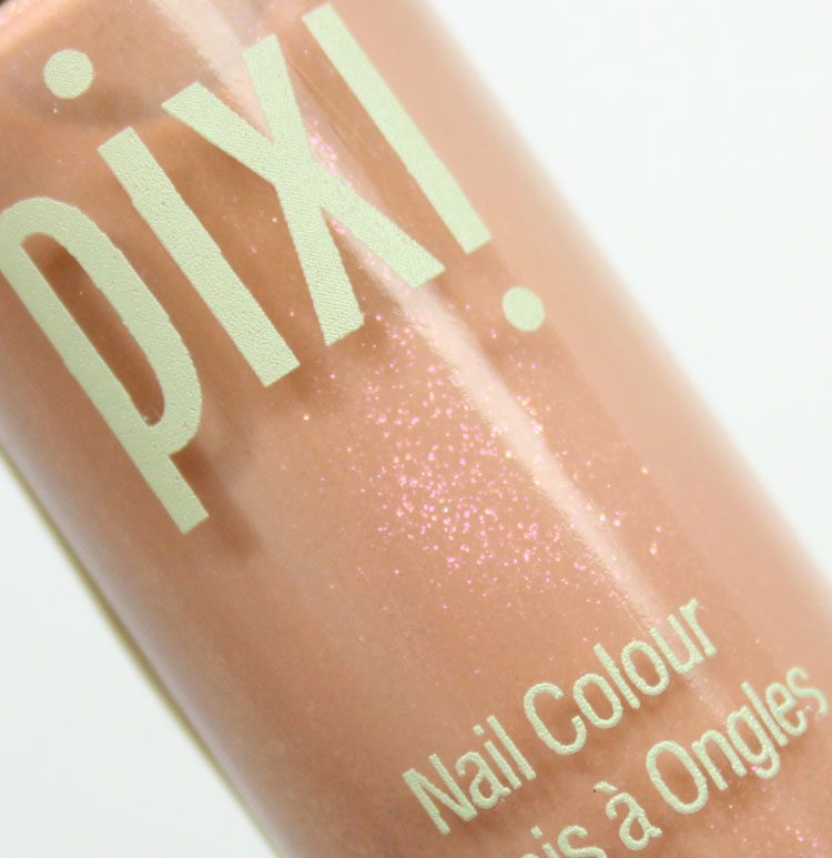 Pixi Nail Colour Almond Glow-2