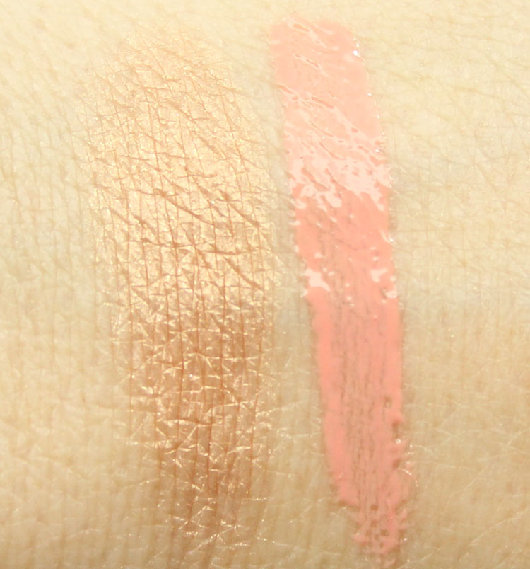 Too Faced Beauty Wishes & Sweet Kisses for Holiday 2014 Swatches-2