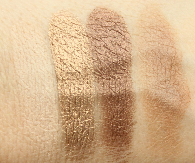 Too Faced Beauty Wishes & Sweet Kisses for Holiday 2014 Swatches