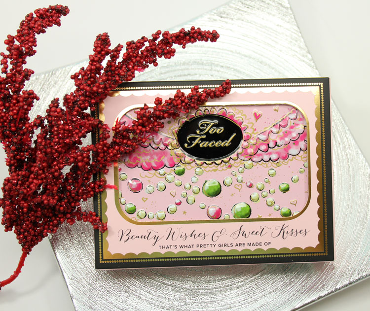 Too Faced Beauty Wishes & Sweet Kisses for Holiday 2014