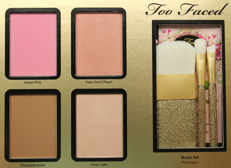 Too Faced Everything Nice for Holiday 2014-5