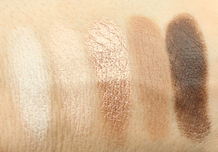 Too Faced Everything Nice for Holiday 2014 Swatches-2