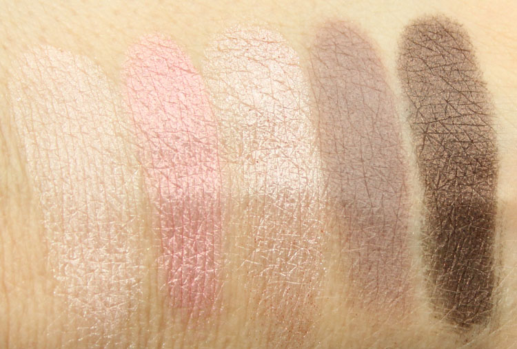 Too Faced Everything Nice for Holiday 2014 Swatches-3