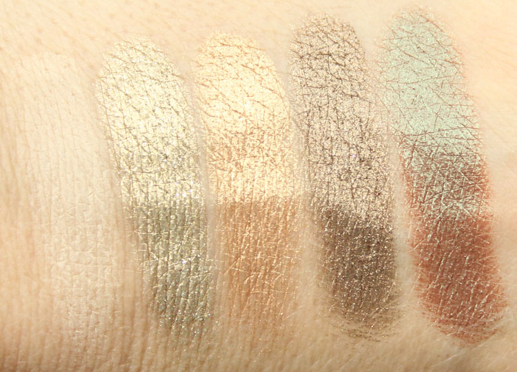 Too Faced Everything Nice for Holiday 2014 Swatches-4