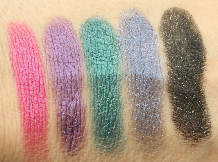 Too Faced Everything Nice for Holiday 2014 Swatches-5