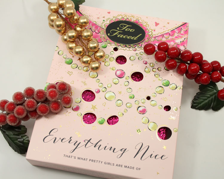 Too Faced Everything Nice for Holiday 2014